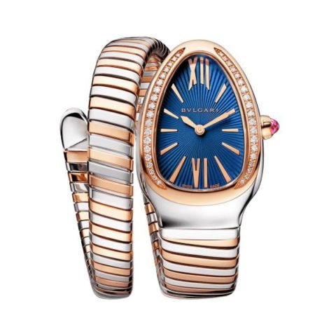 BVLGARI SERPENTI TUBOGAS LADIES WATCH REF. 102984