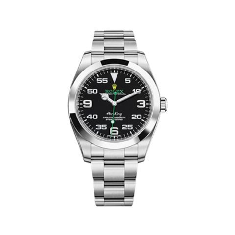 ROLEX OYSTER PERPETUAL AIR KING 40MM MEN'S WATCH