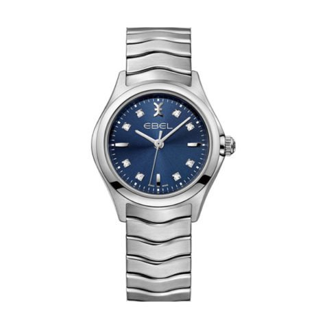 EBEL EBEL WAVE QUARTZ 30MM LADIES WATCH