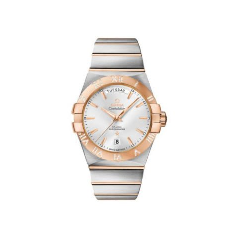 OMEGA CONSTELLATION BRUSHED 27MM LADIES WATCH
