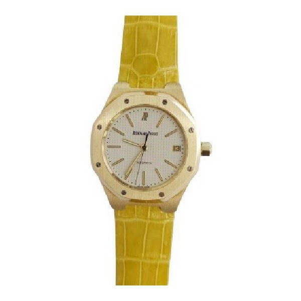 AUDEMARS PIGUET ROYAL OAK 36MM 18K YELLOW GOLD WATCH