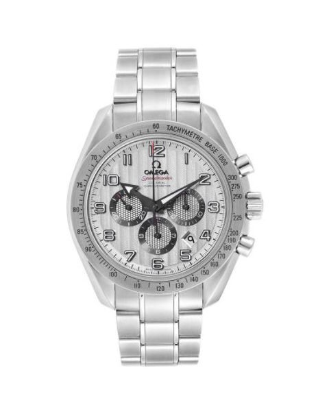 OMEGA BROAD ARROW CO AXIAL CHRONOGRAPH 44.25MM WATCH