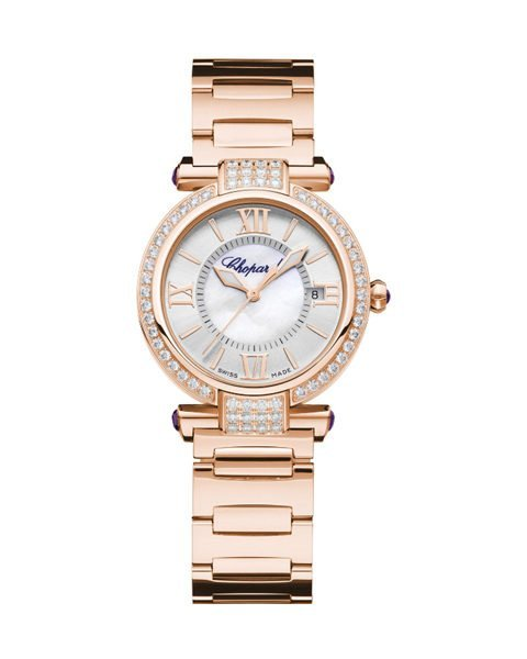 Chopard Imperiale Automatic 29mm 18kt Rose Gold Ladies Watch