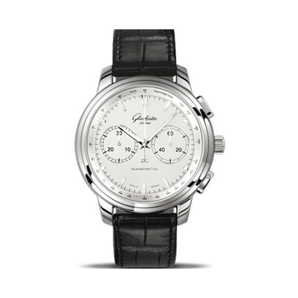 GLASHUTTE ORIGINAL QUINTESSENTIALS SENATOR CHRONOGRAPH XL WATCH