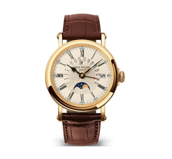 PATEK PHILIPPE PERPETUAL CALENDAR GRAND COMPLICATIONS Ref. 5159J-001