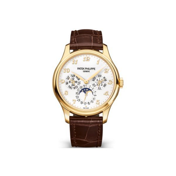 PATEK PHILIPPE GRAND COMPLICATIONS PERPETUAL CALENDAR Ref. 5327J-001