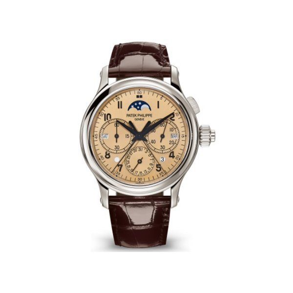 PATEK PHILIPPE PERPETUAL CALENDAR SPLIT-SECONDS CHRONOGRAPH Ref. 5372P-010