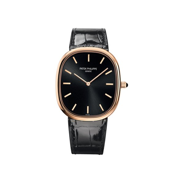 PATEK PHILIPPE GOLDEN ELLIPSE ROSE GOLD Ref. 5738R-001