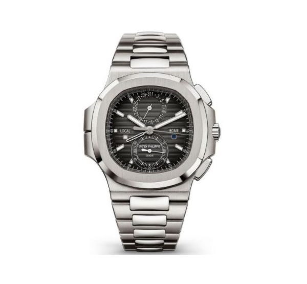 PATEK PHILIPPE NAUTILUS TRAVEL TIME CHRONOGRAPH Ref. 5990/1A-001
