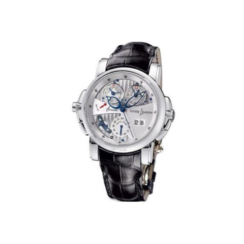 ULYSSE NARDIN SONATA CATHEDRAL MEN'S WATCH REF. 670-88