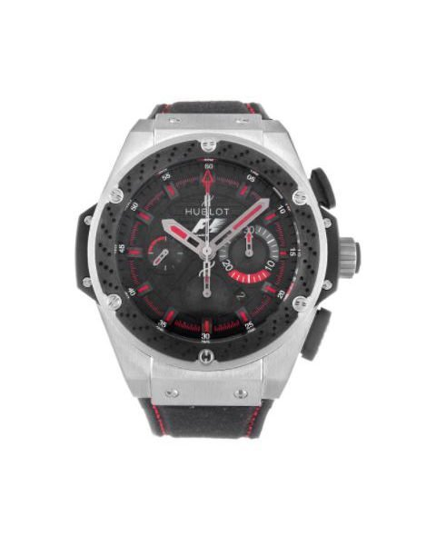 HUBLOT 703 F-1 KING POWER BIG BANG ZIRCONIUM