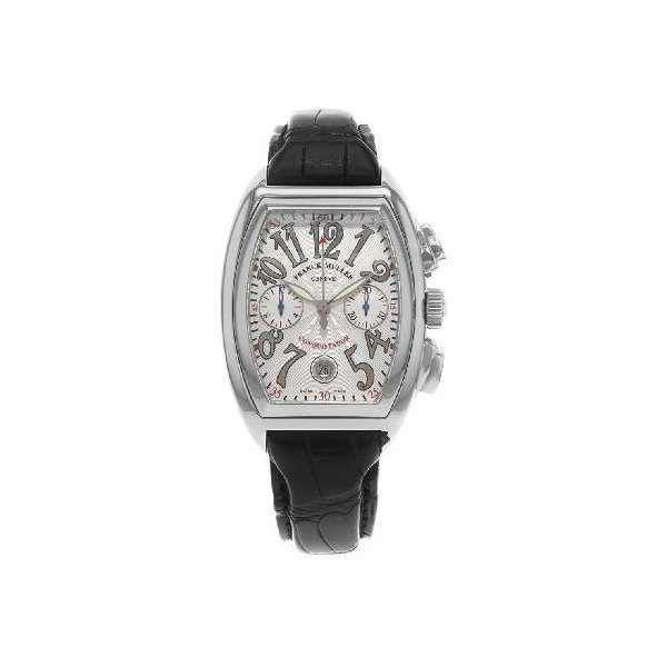 FRANCK MULLER CONQUISTADOR AUTOMATIC SELF-WIND MEN'S WATCH 8002 cc
