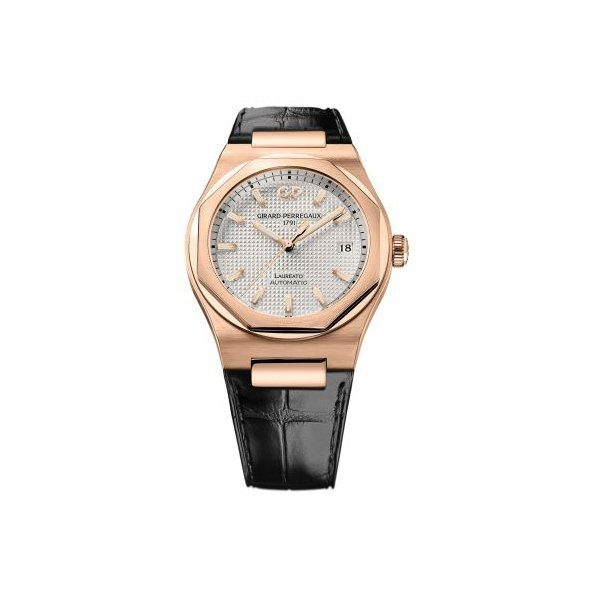 GIRARD PERREGAUX LAUREATO AUTOMATIC 38MM LADIES WATCH