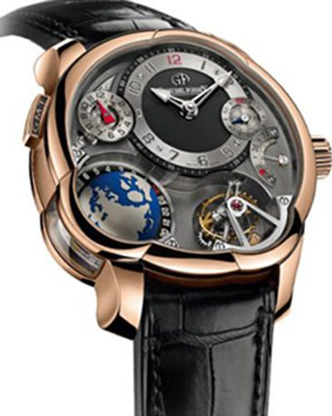 GREUBEL FORSEY GMT TOURBILLON MEN'S WATCH