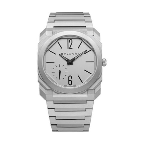Bvlgari Pre-owned Octo Finissimo Automatic Men's Watch