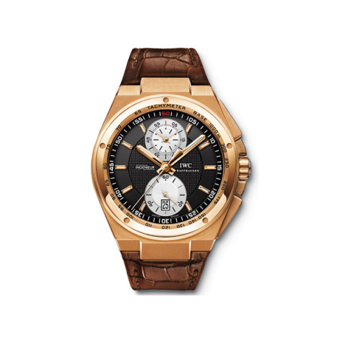 IWC SCHAFFHAUSEN BIG INGENIEUR CHRONOGRAPH AUTOMATIC ROSE GOLD