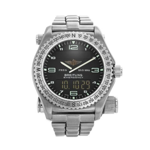BREITLING EMERGENCY 42 MM MEN'S WATCH REF. E56121.1