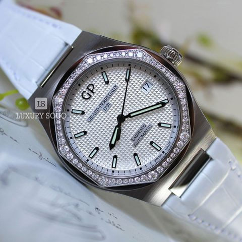 GIRARD PERREGAUX LAUREATO 34 MM LADIES WATCH
