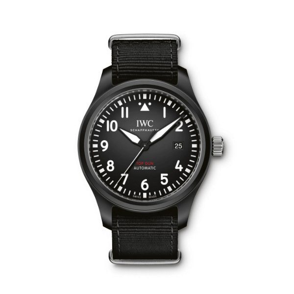 IWC PILOTS WATCH AUTOMATIC TOP GUN 41MM MEN'S WATCH
