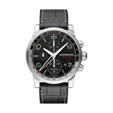 Montblanc Pre-owned Timewalker Chronograph Men's Watch