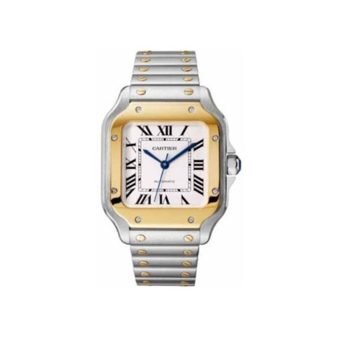 CARTIER SANTOS DE CARTIER LARGE MENS WATCH