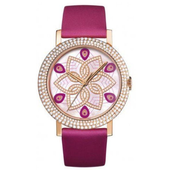 BOUCHERON L'ORIENTALE OR ROSE LADIES WATCH