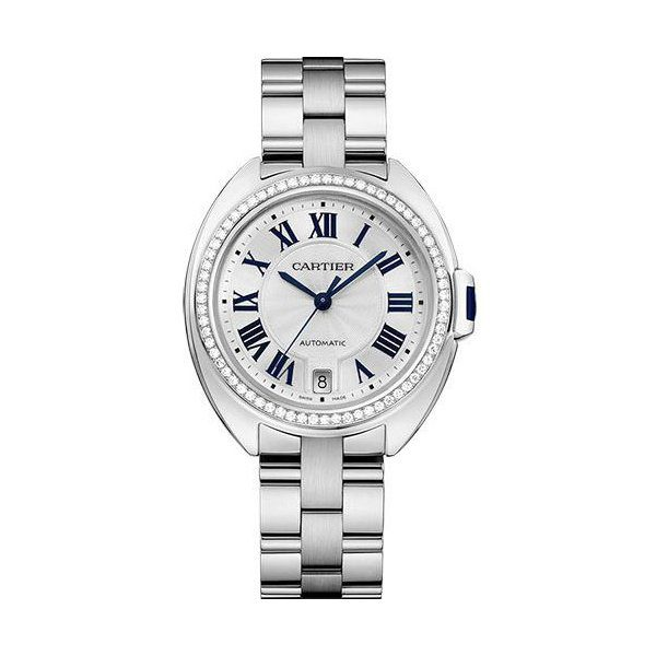 CARTIER CLE DE CARTIER AUTOMATIC 35MM LADIES WATCH