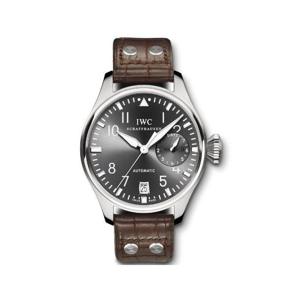 IWC WHITE GOLD BIG PILOT