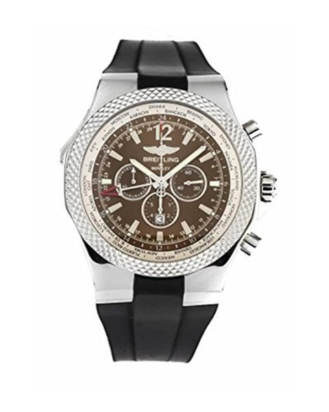 BREITLING BENTLEY GMT SPECIAL EDITION AUTOMATIC STAINLESS STEEL 49 MM MEN'S WATCH