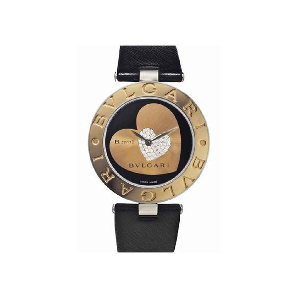BVLGARI B ZERO 1 HEART DIAL LADIES WATCH