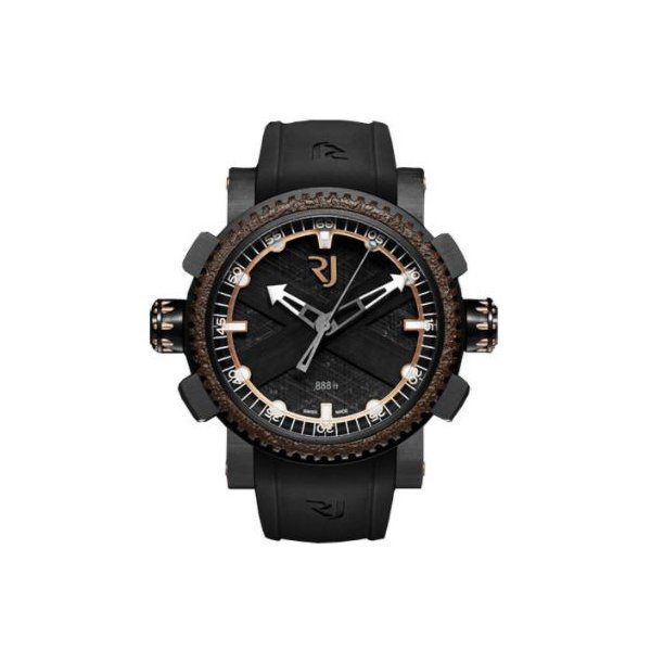 ROMAIN JEROME TITANIC-DNA RED OCTOPUS MEN'S WATCH