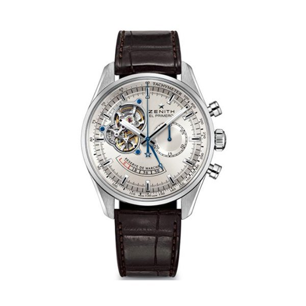 ZENITH CHRONOMETER OPEN POWER RESERVE MEN'S WATCH REF. 03.2080.4021/01.C494