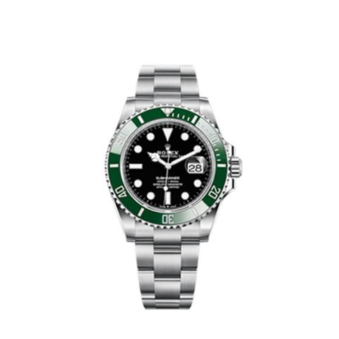 PROFESSIONAL ROLEX OYSTER PERPETUAL SUBMARINER 41MM MEN'S WATCH REF. 126610LV