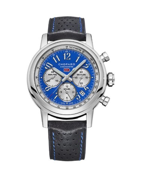 CHOPARD MILLE MIGLIA AUTOMATIC CHRONOGRAPH MEN'S WATCH LIMITED EDITION 300 PCS REF. 168589-3010