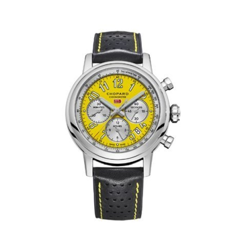 CHOPARD LIMITED MILLE MIGLIA RACING COLORS SPEED YELLOW REF. 168589-3011
