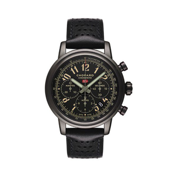 CHOPARD MILLE MIGLIA CHRONOGRAPH 42MM MEN'S WATCH LIMITED EDITION 1000 PCS REF. 168589-3028
