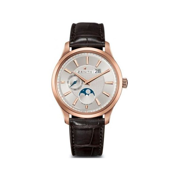 ZENITH CAPTAIN MOONPHASE MEN'S WATCH REF. 18.2140.691-02.C498