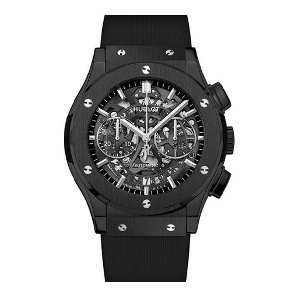 HUBLOT CLASSIC AEROFUSION CERAMIC WATCH REF. 525.CM.0170.RX