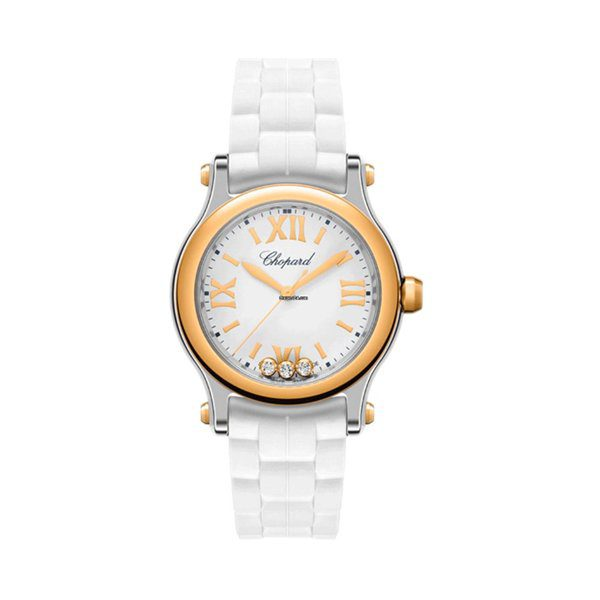 CHOPARD HAPPY SPORT 30MM LADIES WATCH REF. 278590-6001