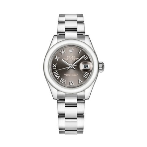 ROLEX LADY DATEJUST 28MM STAINLESS STEEL LADIES WATCH REF. 279160
