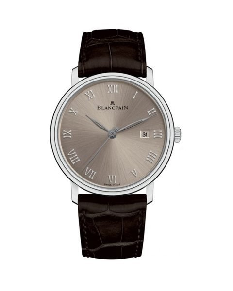 BLANCPAIN VILLERET ULTRAPLATE AUTOMATIC MEN'S WATCH REF. 6651-1504-55B