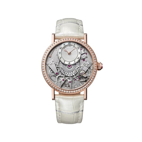 BREGUET TRADITION AUTOMATIC LADIES WATCH REF.7038BR189V6D00D