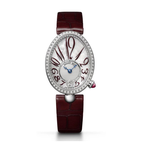 BREGUET REINE DE NAPLES 8918 LADIES WATCH REF. 8918BB5P964D00D