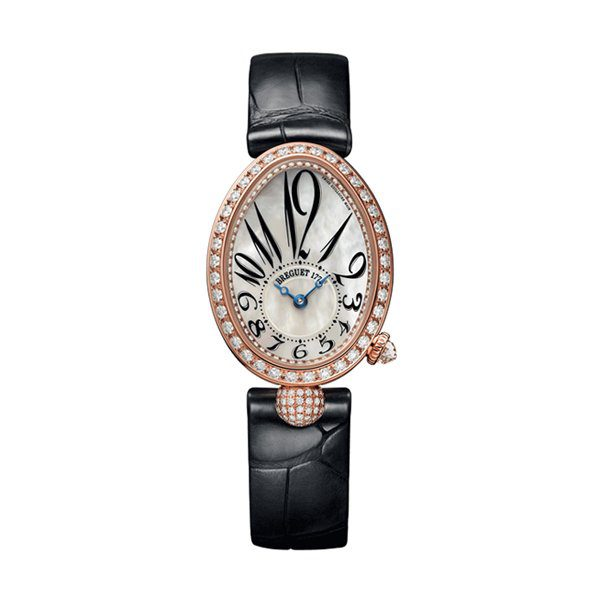 BREGUET REINE DE NAPLES AUTOMATIC MINI LADIES WATCH REF. 8928BR5W944DD0D