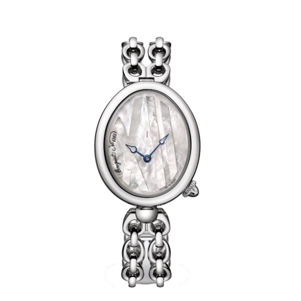 BREGUET REINE DE NAPLES AUTOMATIC MINI LADIES WATCH REF. 9807ST5WJ50