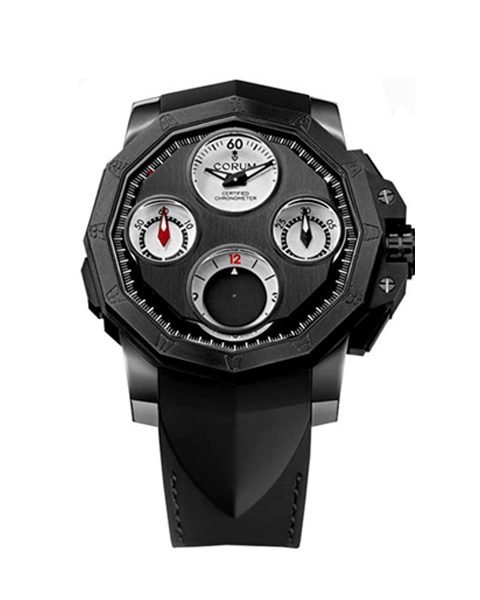 CORUM ADMIRALS CUP LIMITED EDITION 100 PCS ADMIMIRAL'S CUP SEAFENDER 48MM OFF CENTER MEN'S WATCH REF. 987.980.95-0061-AK