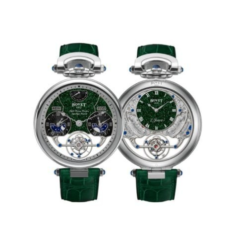 BOVET AMADEO FLEURIER TOURBILLON RISING STAR LIMITED EDITION 19 PCS REF. AIRS026