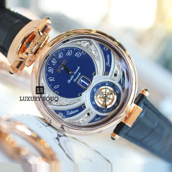BOVET AMADEO FLEURIER LIMITED EDITION 100 PCS REF. achs015-11