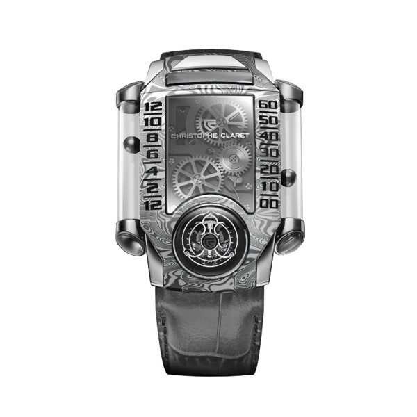 CHRISTOPHE CLARET X-TREM-1 LIMITED EDITION OF 8 PIECES REF. MTR.FLY11.130-138