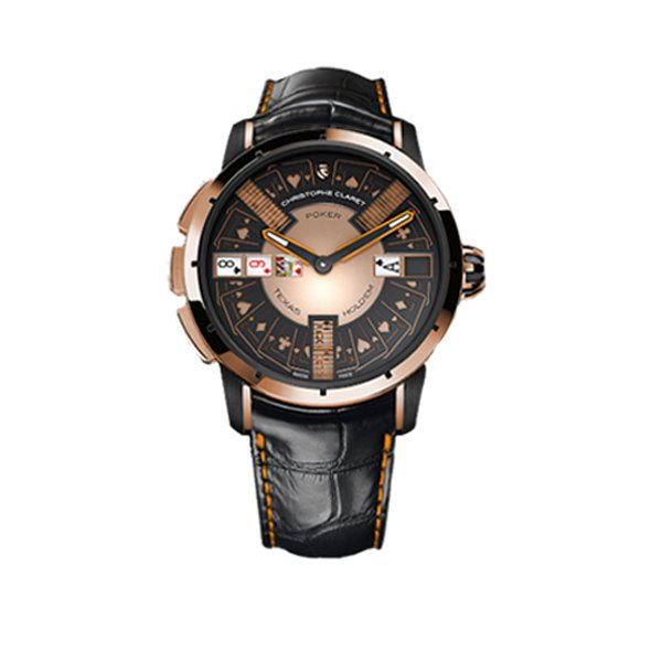 CHRISTOPHE CLARET POKER LIMITED EDITION OF 20 PIECES REF. MTR.PCK05.021-040